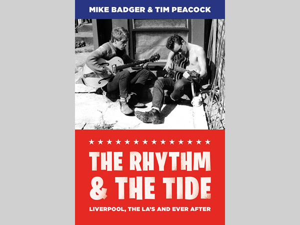 Mike Badger & Tim Peacock book. The Rhythm & The Tide