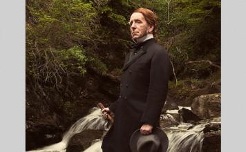 Paul O'Keeffe as John Ruskin