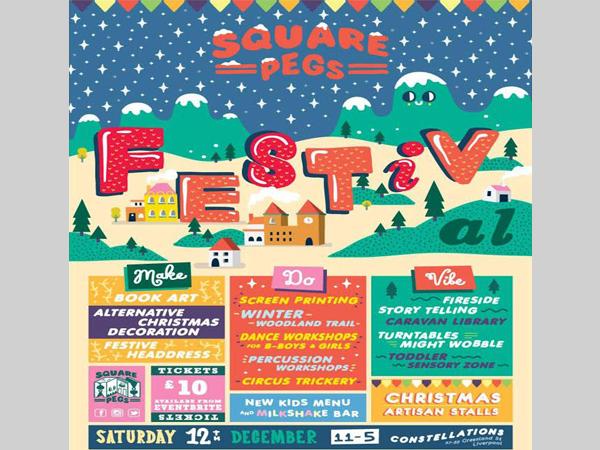 Constellations: Square Pegs' FESTIVal