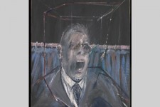 Francis Bacon Study for a Portrait 1952 © Estate of Francis Bacon. All Rights Reserved, DACS 2002