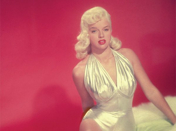 The Gallery Liverpool: Blonde Sinner - Diana Dors in the 1950s