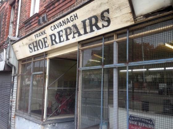 Frank Cavanagh Shoe Repairs