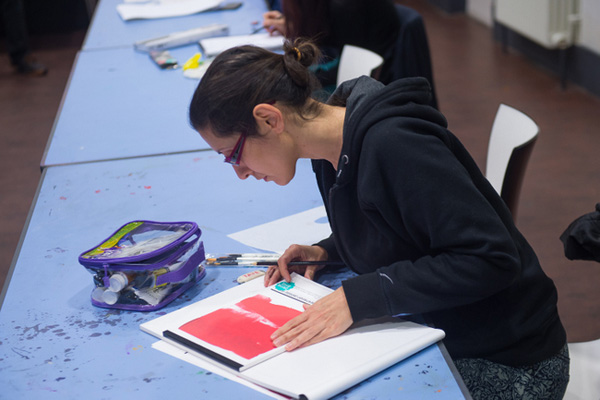 Bluecoat: Dot-Art: Acrylic Painting 10 Week Course with Richard Meaghan