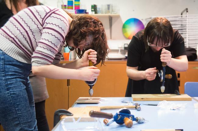 Bluecoat: Dot-art - Jewellery Making (Soldering) with Helen Leigh Dolan