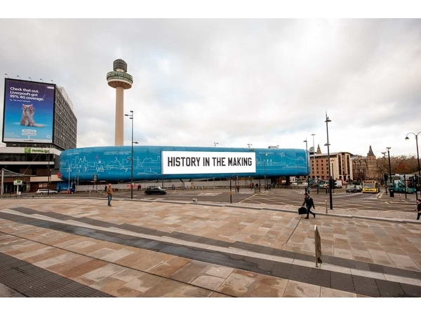 Various City Centre Locations: Liverpool Provocations