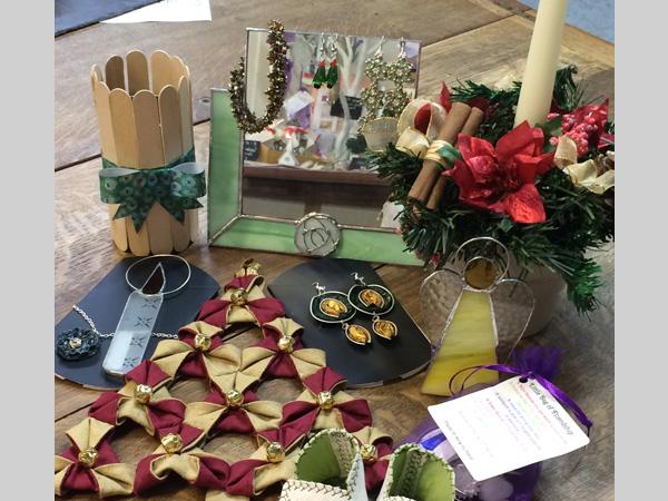 Fruit + Fibres Christmas Fair