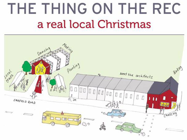 Homebaked Anfield: Local Christmas - 'The Thing on the Rec'