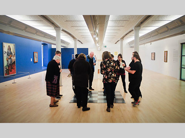 City of Liverpool College: FREE 8 Week Course - Making Sense of Art