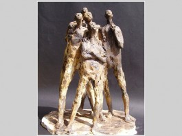 Bridewell: Figurative Ceramic Sculpture Course with Paul Gatenby & Richard Robinson