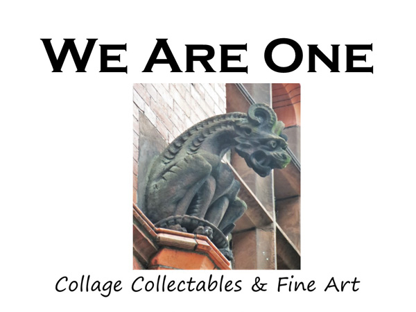 Collage Collectables: We Are One - Celebration with Live Drawing and Music