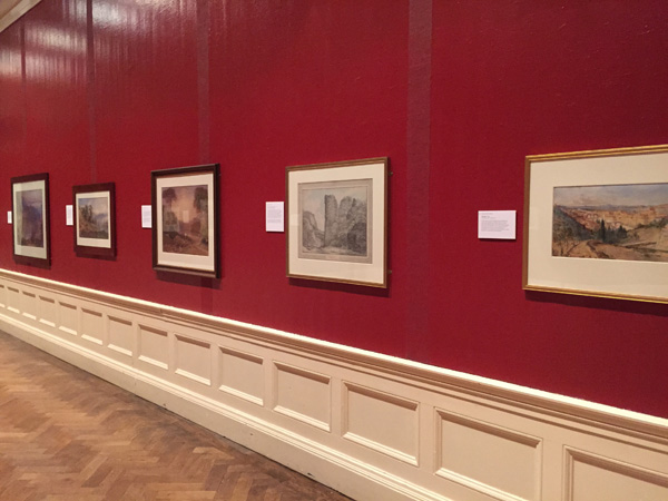 English Watercolours Collection at Williamson