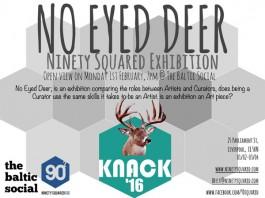 Baltic Social: Knack'16- No Eyed Deer