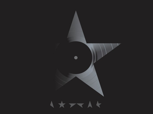 Metal: Vinyl Station: Blackstar by David Bowie