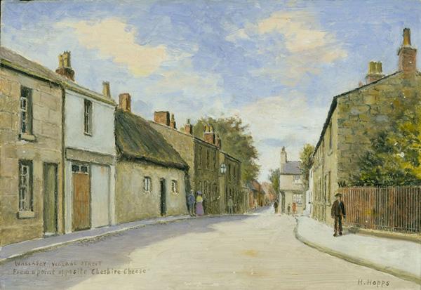 Williamson Art Gallery: Village Wirral