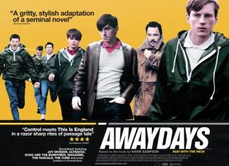 AWAYDAYS film poster Reel Stories exhibition