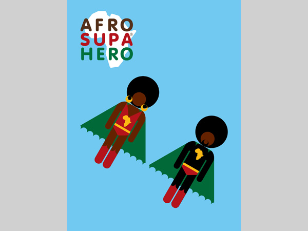 International Slavery Museum: Afro Supa Hero