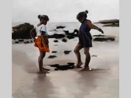 Lynette Yiadom-Boakye , Condor and The Mole, 2011