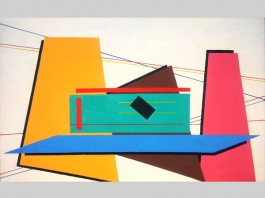 Composition No. 7 (The Strand) by Mike Rickett