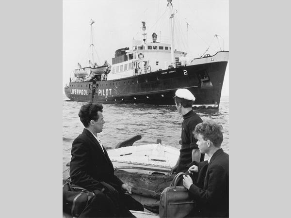 Merseyside Maritime Museum: Liverpool Pilots