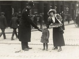 First World War Fundraising c Mary Evans Picture Library