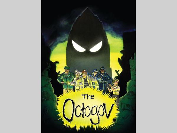 Rathbone Studio: 'Octogov, Making a Monster'
