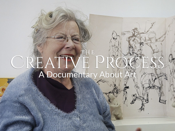 The Creative Process - film by Ryan Garry