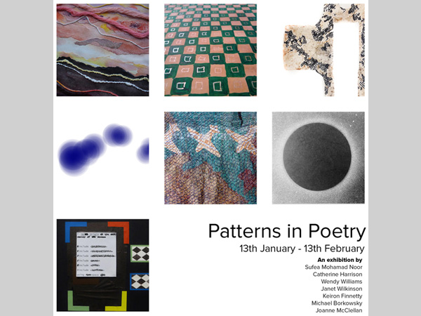 Unity Theatre: Patterns in Poetry