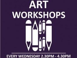 The Brink:  Creative Art Workshops