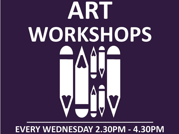 The Brink:  Creative Art Workshops