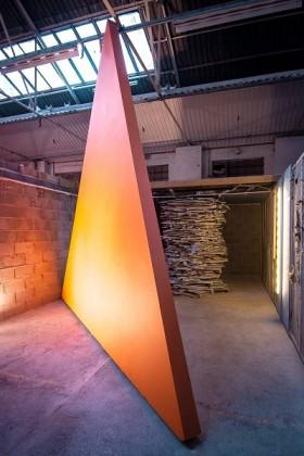 Drama Triangle, Threshold Festival V by Leon Jakeman