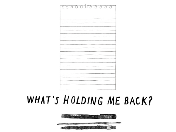 What's Holding Me Back - Emma Brown