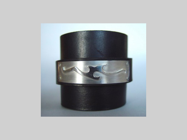 Bluecoat Display Centre: Workshop: Make a copper & leather cuff with Kate Moult