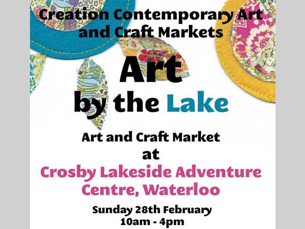 Crosby Lakeside Centre: Art & Craft Market