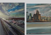 Paintings of Southport & Liverpool by Dominic Burkhalter