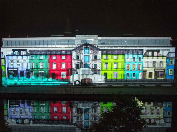 Simon Mckeown, Cork Ignite, Cork city centre, Ireland, 2015.