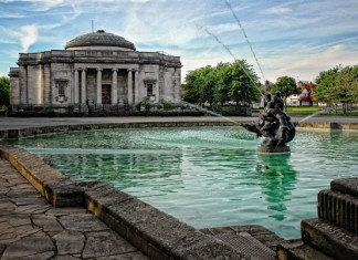 Lady Lever Art Gallery South End exterior © fotography