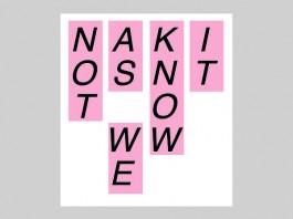 Muesli: NAWKI (Not As We Know It)