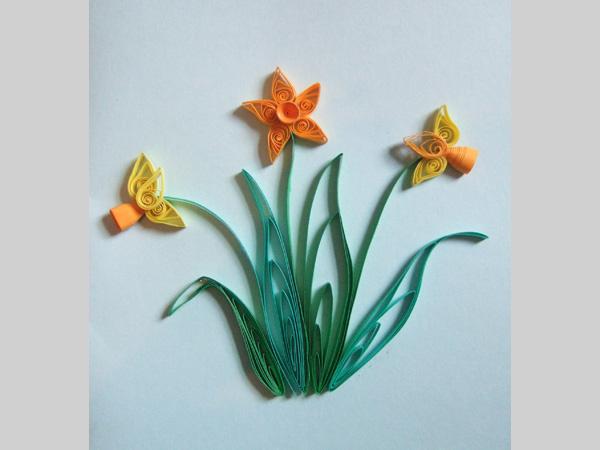 Victoria Gallery: Quilling Workshop with Josie Jenkins
