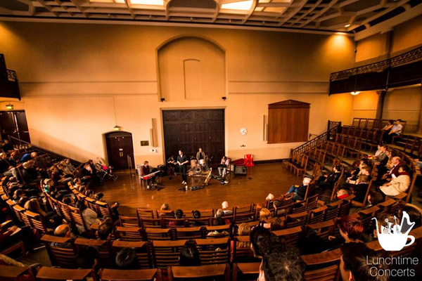 Victoria Gallery (Leggate Theatre): Lunchtime Concerts