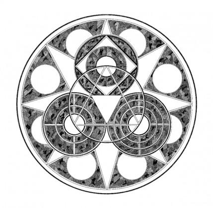 Catherine Harrison - Yantra Emblem