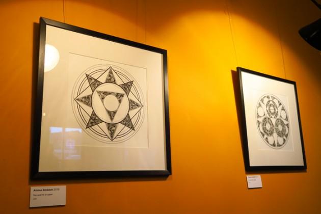 Catherine Harrison - Emblems at Coffee & Fandisha, Liverpool