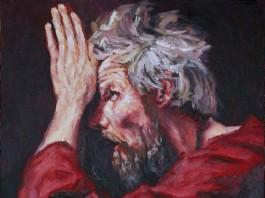 Christ Confirms the Faith of St Thomas. Rob Floyd