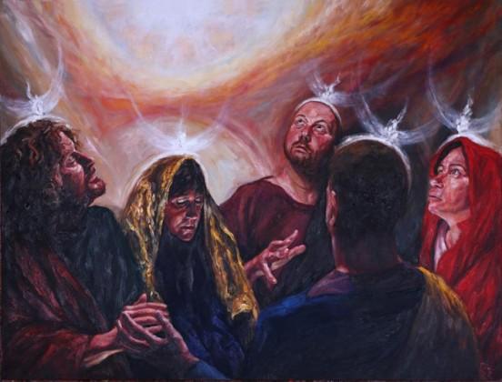 Pentecost. Rob Floyd