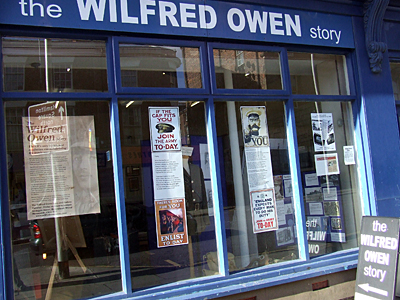 Wilfred Owen Story Front