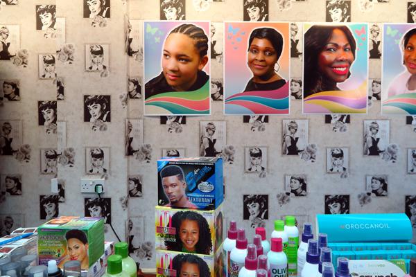 Translating the Street- All Nations Hair & Beauty salon