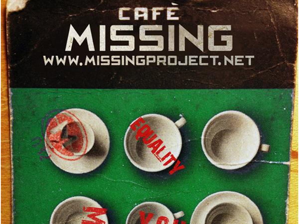 Bluecoat: Café Missing