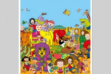 Nick Sharratt Illustrations