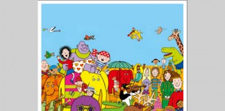 Nick Sharratt Illustrations