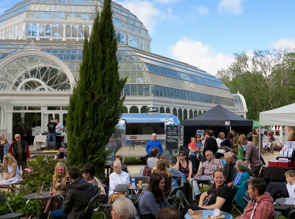 Sefton Park: Artisans in the Palm House
