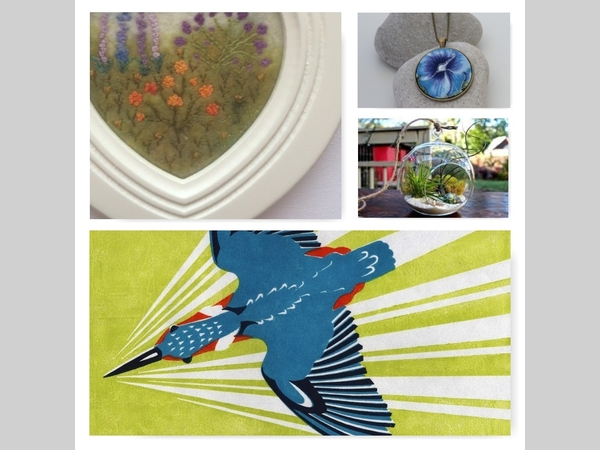 Ness Gardens: Artists and Makers at Ness Spring Fair